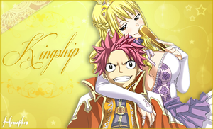 Fairy Tail - Kingship by Himephix