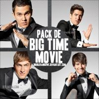 +Pack BIG TIME MOVIE -Big Time Rush by DoubleRainbowE