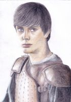 Edmund Pevensie Drawing by Narniakid