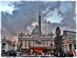 Rome- St.Peter's 03 by EvErasia