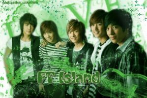 FT Island by enella09