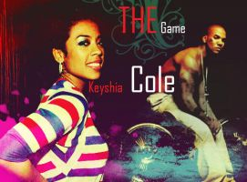 The Game Keysh Cole by asmo0o