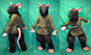 Roshiyu Rinomaru Rat by temperance