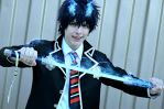 Okumura Rin Cosplay by Guilcosplay