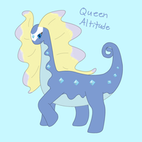Queen Altitude by XDTheSnivy