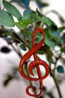 Treble Clef Pepper by Pac0daTac0