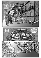 Buddy BoDue: Psychic Detective Page 3 by exspasticcomics