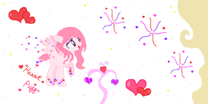 Love Chain Ponies ( Open Species ) by FluttershyPony4444