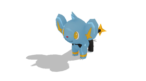 shinx + DL by Valforwing