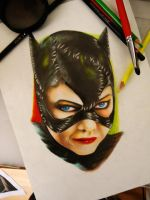 cat woman by alan barbosa by alanbarbosatattoo