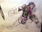 VI sketch by Vanguard204