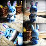 BunnyMunny by beanclam