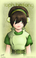 Toph by HardyIsHere