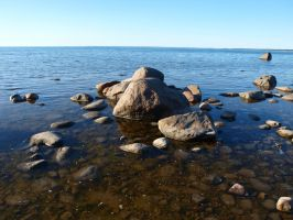 Saaremaa Seaside 25 by K1ku-Stock