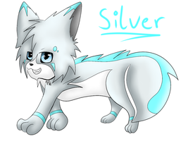 New Fursona by Silvernazo