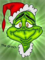 The Grinch by dylrocks95