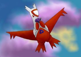 Latias by artisticpuppy