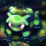 Bulbasaur by Togechu