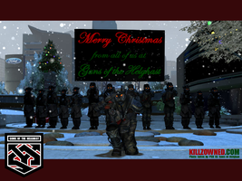 Helghast Christmas by Sons-of-Helghan