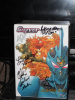 Pride of my Guyver collection by Guyvantic