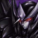 TF - Ravenwing FACE by BLACK-HEART-SPIRAL