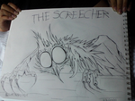 THE SCREECHER A DON'T STARVE MOD by NIGHTMARE254