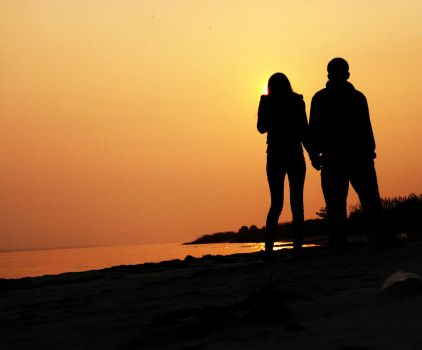 our silhouette by loveErica