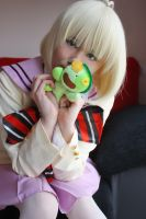 Ao no Exorcist - Shiemi and Nii by NunnallyLol