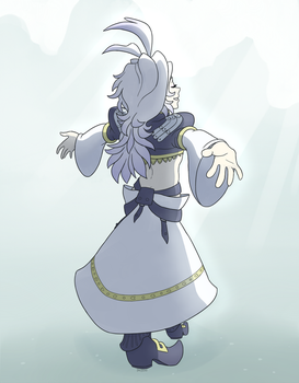 Kuja by YellowHellion
