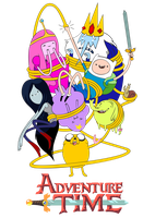 Adventure Time by DaftVector