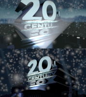 20th Century Fox 1994 Snow Variant (Outdated 2) by SuperBaster2015