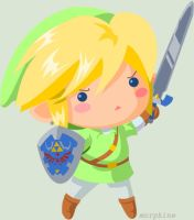 Chibi Link by MorphineRx