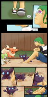PCBC3: Audition2 by ChronosAbyss