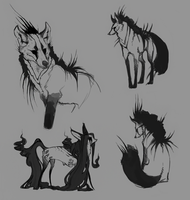 Spirit Walker Designs by LittleIggyDog