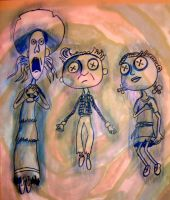 Ghost Children by prussia-the-awehsome