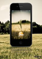 Uncluttered HD Lockscreen by PhilDesire