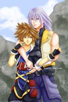 Together -Riku x Sora- by GawainesAngel