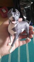 Custom Breyer Pitbull by Megido23