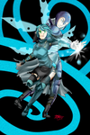 Commission: Double soul power by baings