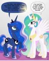 Speech balloons by KTurtle