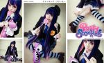 Stocking 02 - Animangaki 2011 by lavena-lav