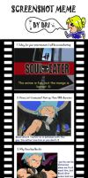 Soul Eater Screen Shot Meme by jackiedg86