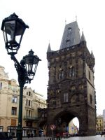Architecture Appreciation in Prague07 by abelamario