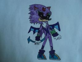 Darkness the Shadow Demon by Carnage-Kitsune