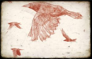 CroW SketcH by fbruno