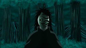 Obito Uchiha Night Black by Statt-D