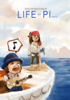 Life of Pirate by amoykid