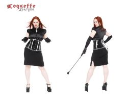 Coquette Darque Catalog 08... by demonicademorte