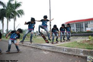 kick flip drop in.. by cd-13