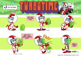 Egg story by Turbotastique